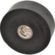 """3M™ - Electrical Tape - 1 1/2"""" x 30', Black Rubber Electrical Tape"""