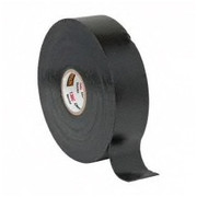 """3M™ - Electrical Tape - 1"""" x 30', Black Rubber Electrical Tape"""