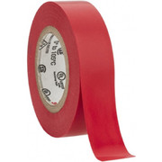 """3M™ - Electrical Tape - 1/2"""" x 20', Red Vinyl Electrical Tape - CA of 6 RL"""