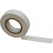 """3M™ - Electrical Tape - 1/2"""" x 20', White Vinyl Electrical Tape - CA of 6 RL"""