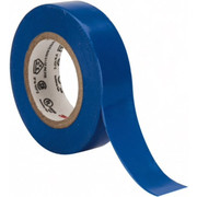 """3M™ - Electrical Tape - 1/2"""" x 20', Blue Vinyl Electrical Tape - CA of 6 RL"""