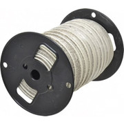Southwire® - Building Wire - Thhn/thwn, 10 Awg, 30 Amp, 500' Long, Solid Core, 1 Strand Building Wire 11596401 White - SO of 500 FT