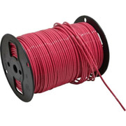 Southwire® - Building Wire - Thhn/thwn, 10 Awg, 30 Amp, 500' Long, Stranded Core, 19 Strand Building Wire 22975701 Red - SO of 500 FT