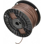 Southwire® - Building Wire - Thhn-thwn, 14 Awg, 15 Amp, 500' Long, Stranded Core, 19 Strand Building Wire  Brown - SO of 500 FT