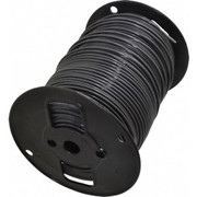 Southwire® - Building Wire - Thhn-thwn, 10 Awg, 30 Amp, 500' Long, Solid Core, 1 Strand Building Wire  Black - SO of 500 FT