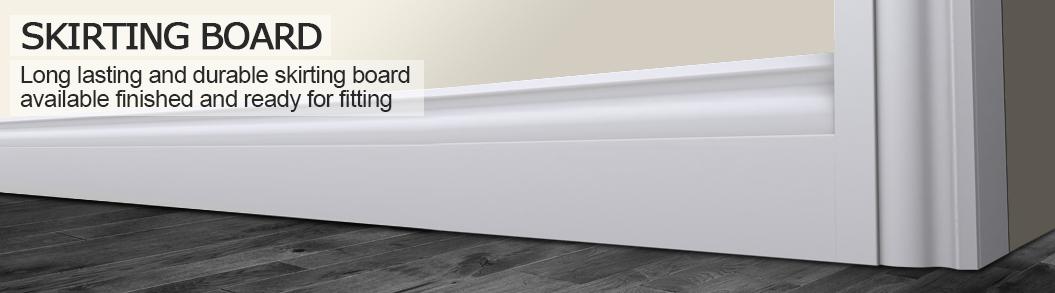 MDF Skirting Board