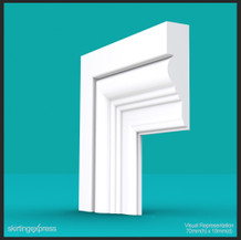 Antique Architrave