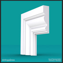 Victorian Architrave
