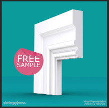 Colonial Architrave Sample