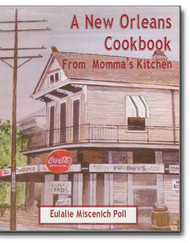 A New Orleans Cookbook from Momma's Kitchen. Here is a great selection of mouth-watering New Orleans dishes from a true New Orleans Creole.