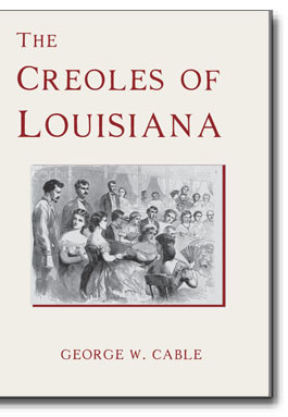 This acclaimed work presents a balanced look at the history, culture and life of Creoles in Louisiana from the early arrivals in New Orleans, the Civil War and the rebuilding, post war era.