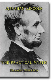 an intriguing look into a seldom considered aspect of the life of President Abraham Lincoln. Lincoln's philosophy, concept of morality and manner of living are examined in a metaphysical setting