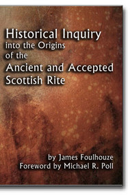 This book is James Foulhouze's account of the events during the turbulent times in Louisiana Masonry of the 1840's and 50's and gives us his views on the nature and history of the AASR.