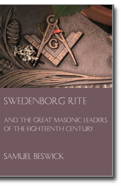 "The ""Swedenborg Rite"" along with European Grand Masters, Scottish Rite Grand Commanders and the times they existed are examined in this well written study."