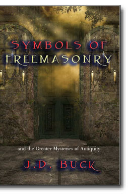 This is a meaningful study in mystic Masonry.