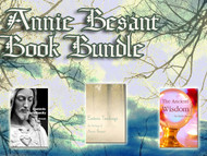Annie Besant Book Bundle