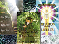 Rudolf Steiner Book Bundle