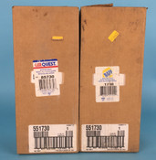 LOT OF 2 NAPA/CARQUEST 551730 OIL FILTER (New)
