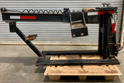 SEMI TRACTOR TOW BAR: shop built (Used)