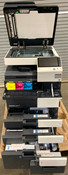 KONICA MINOLTA C654 PRINTER (Used)