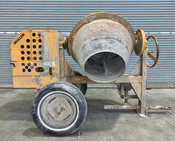Muller 5S Towable Concrete Mixer (Used)
