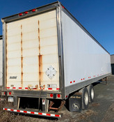 2007 GREAT DANE 53' TRAILER MO #71640