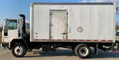 2001 FREIGHTLINER FC80 BOX TRUCK MO#71255