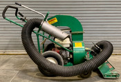 BILLY GOAT VQ801 LAWN VACUUM: honda 8.0 hp engine (Used)
