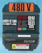 RELIANCE ELECTRIC 2V4160 GV3000/SE AC DRIVE (Used)