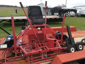 KRUM, TX: 2006 ALLEN ENGINEERING 1200-NL-STD RAZORBACK RIDER POWER TROWEL (Used)
