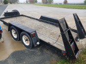 1994 TOWMASTER T-10P TRAILER: MO#101962 (Used)