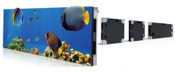 ABSEN U2 LED VIDEO WALL: 63 panel, 1440 x 840 resolution (Used)