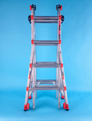 LOT OF 10 LITTLE GIANT MODEL LEVELER LADDERS (Used)