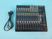 MACKIE 1402VLZ4 MIXER: compact, 14 channel (New)