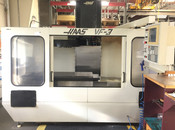 HAAS VF3 VERTICAL MACHINING CENTER (Used)