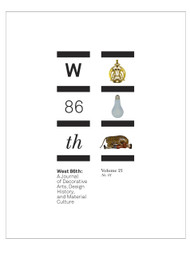 West 86th: Volume 21, No. 01 (Spring–Summer 2014)