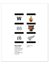 West 86th: Volume 27, No. 1  (Spring–Summer 2020)