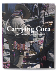 Carrying Coca: 1,500 Years of Andean Chuspas, by Nicola Sharratt