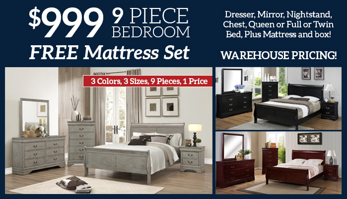 The Best Furniture And Mattress Store In Ft Bragg And