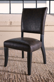 Sommerford Brown Dining Upholstered Side Chair(Set of 2)