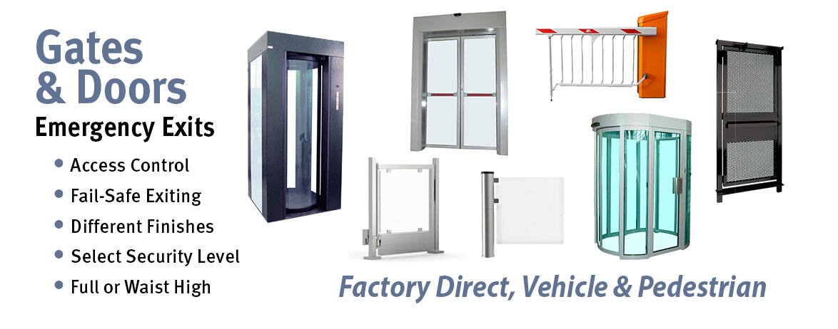 Full Height Gates, Waist High Gates, Automatic Gates, Glass Gates, Motorized Gates