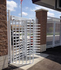 "Widest 48"" Passageway Full Height Turnstile"