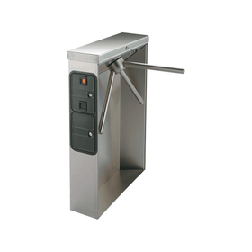 Waist High Turnstile, Coin or Token Operated