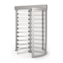 Full Height Turnstile, Clear Arms and Yoke