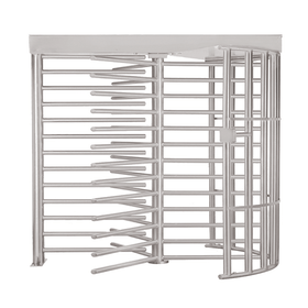 "Wide 47"" Passageway Full Height Turnstile"