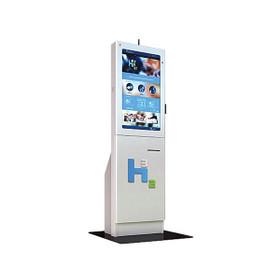 Wide Monitor, Interactive Kiosk