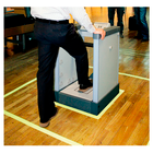 Shoe Metal Detector - Leg Scanner