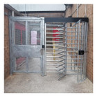 Gate, Manual or Electric, Galvanized Steel
