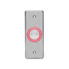 Thin, Mullion Style Push Button