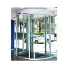 Semi-Circle Entry MAX, 2 Sliding Doors, Electric